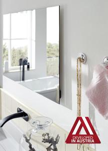Инфрачервен панел за отопление с огледало