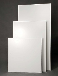 Infrared heating panels - Economy Series