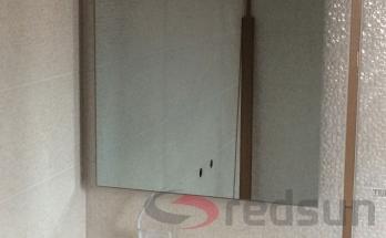 Инфрачервен панел за отопление с огледало 600 вата