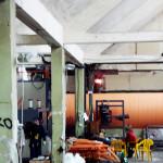 Инфрачервени печки в работно помещение