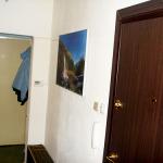 Инфрачервен панел за отопление с картина в антре
