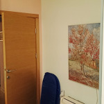 Инфрачервен панел с картина в детска стая