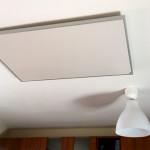 Инфрачервен панел 700W в кухня