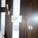 Дигитален термостат EBERLE-200 в коридор