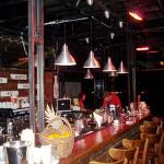 Инфрачервено отопление за външен бар-градина