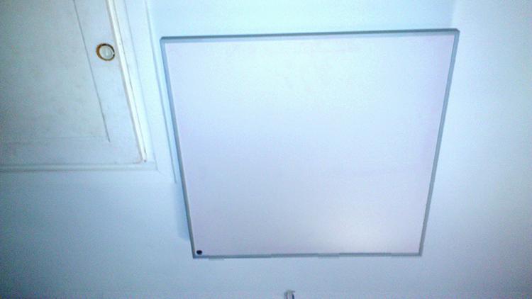 Инфрачервен панел 450W в коридор