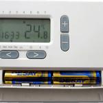Дигитален програмируем термостат EBERLE E 200 - с батерии