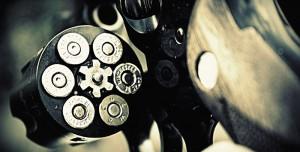 Картина за инфрачервен панел за отопление размер L 60х120 см Револвер (L)