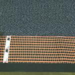 Mat for underfloor heating under carpet