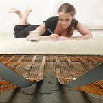 Електрическо подово отопление в спалнята
