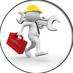 Servicing and maintenance of a heating system