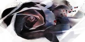 Картина за инфрачервен панел за отопление размер L 60х120 см Абстрактна роза (L)
