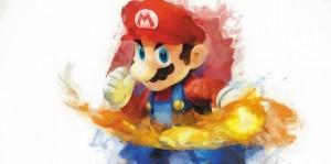 Картина за инфрачервен панел за отопление размер L 60х120 см Марио (L)