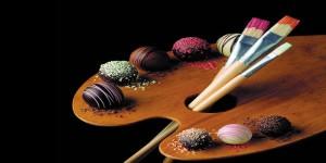 Картина за инфрачервен панел за отопление размер L 60х120 см С цвят на бонбони (L)