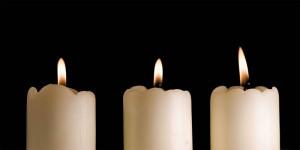 Картина за инфрачервен панел за отопление размер L 60х120 см На свещи (L)