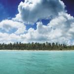 Картина за инфрачервен панел за отопление размер S 60х60 см На самотен остров (S)