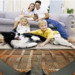 Електрическо подово отопление за дома и офиса