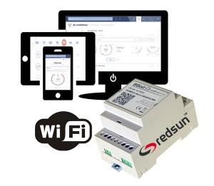 WiFi термостат BBoil за свързани с интернет смартфони, таблети и компютри