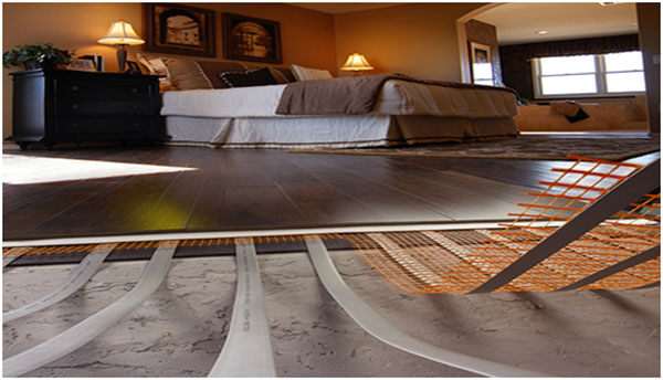 Electric underfloor heating for your home and office my Redsun