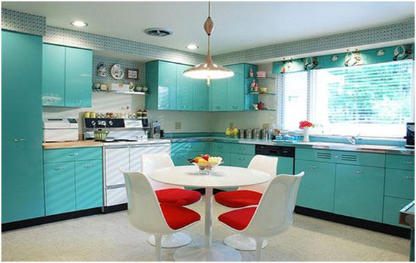 Водно и електрическо подово отопление за кухня и дневна
