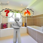 What is the best bathroom heating-illustrated picture
