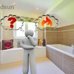 Кое е най-доброто отопление за баня - илюстративно изображение