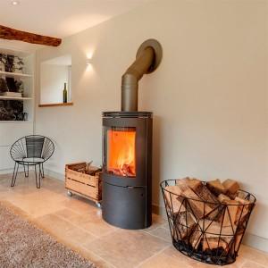 Wood stove / fireplace