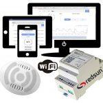 Безжичен WiFi интернет програмируем термостат BBoil RF за управление на системи за отопление, охлаждане, топла вода, осветление