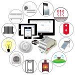 Какви (уреди и системи) могат да се управляват с безжичен WiFi интернет програмируем термостат BBoil RF