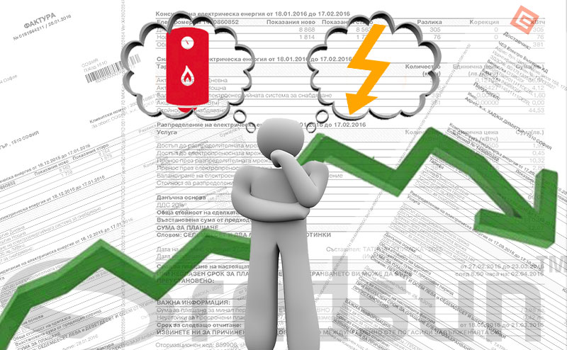 How to reduce electricity bills and hot water bills to 30%