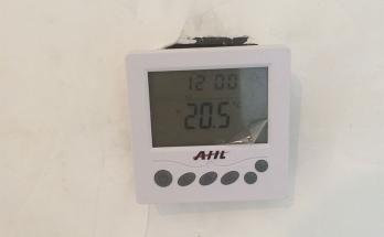 Програмируем термостат за подово отопление