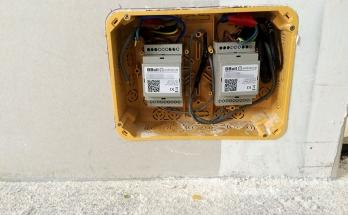Монтирани и свързани WiFi интернет термостати BBoil за контрол на електрическо подово отопление и инфрачервен панел