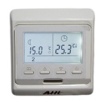 AHT SK 51 Дигитален програмируем стаен термостат за подово отопление