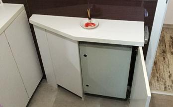 Колекторна кутия от система за отопление и охлаждане