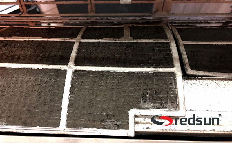 Силно запрашени въздушни филтри на климатик Мидеа 12000BTU